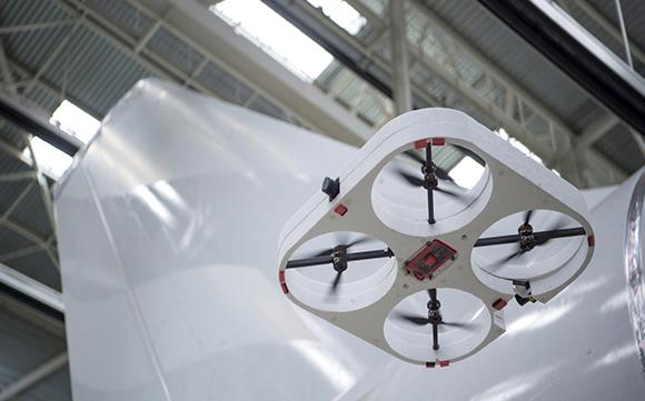 TESTIA-smart-drone