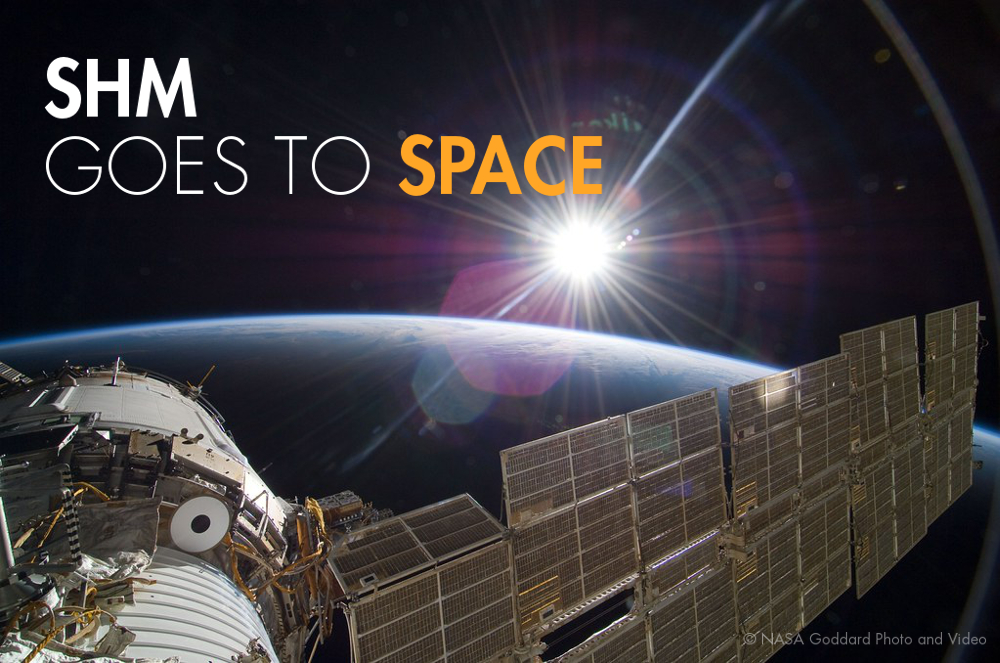Structural Health Monitoring for space vehicles