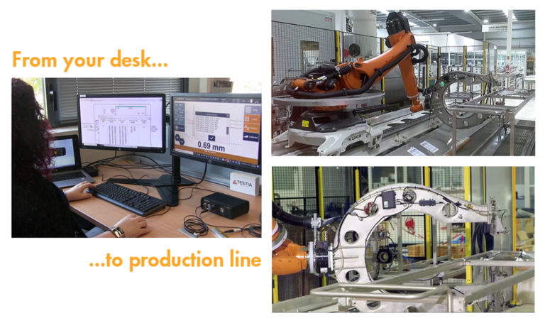 From desk to production line with UE1 Box & U32 Box